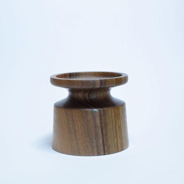 شمعدان چوبی طرح 101