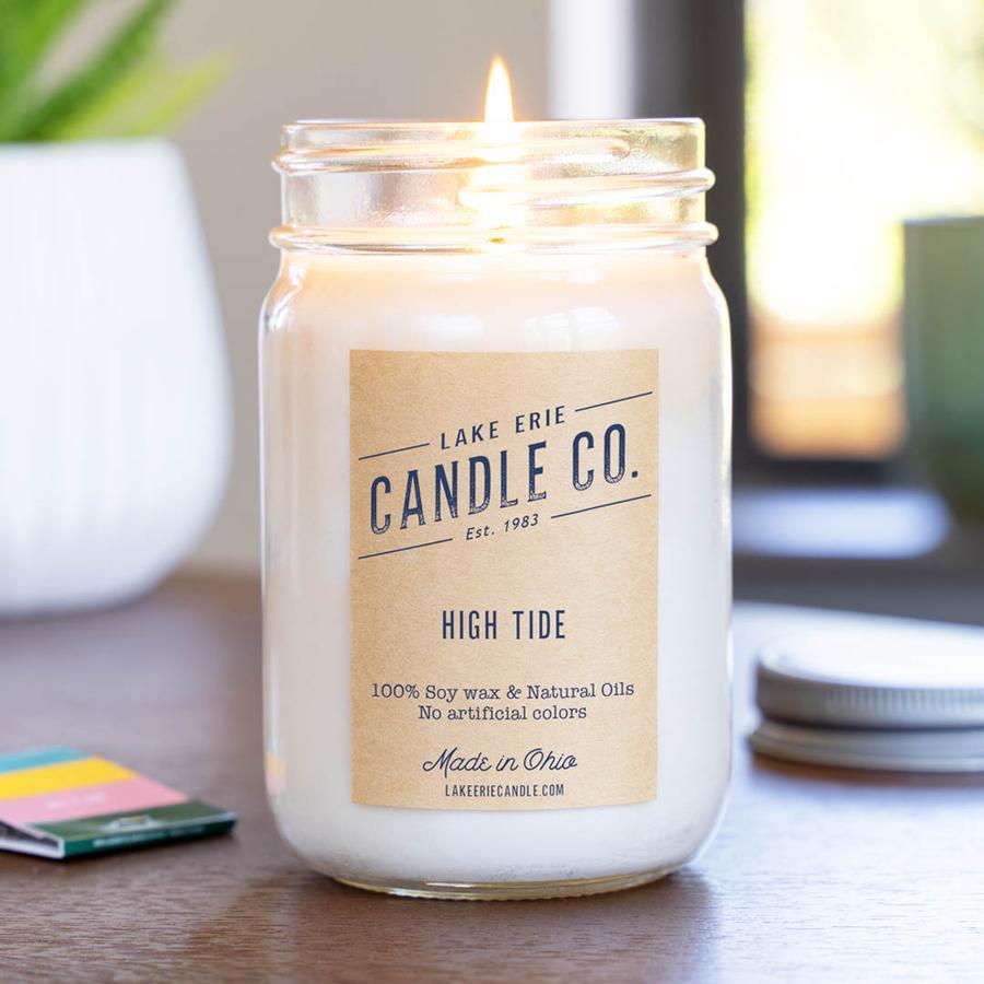 شمع High Tide از برند شمع سازی