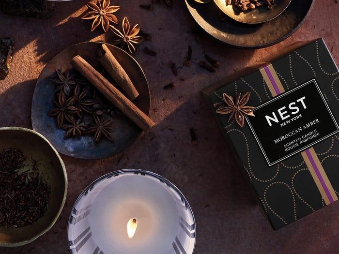 شمع Nest New York از برند شمع سازی