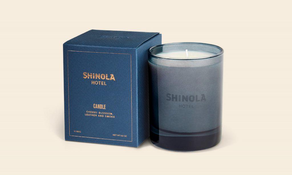 شمع Shinola از برند شمع سازی